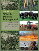 Omslag - Applied Wildlife Habitat Management
