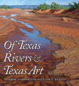 Omslag - Of Texas Rivers and Texas Art