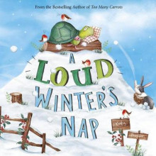 Loud Winter's Nap av Katy Hudson (Innbundet)