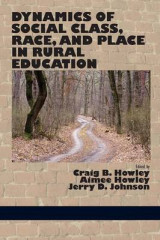 Omslag - Dynamics of Social Class, Race, and Place in Rural Education