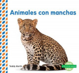 Omslag - Animales Con Manchas (Spotted Animals)