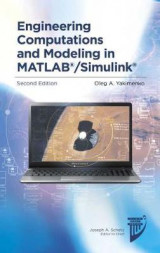 Omslag - Engineering Computations and Modeling in MATLAB (R)/Simulink (R)