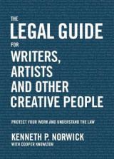 Omslag - The Legal Guide for Writers, Artists and Other Creative People