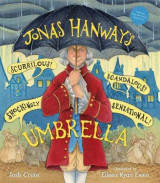 Omslag - Jonas Hanway's Scurrilous, Scandalous, Shockingly Sensational Umbrella