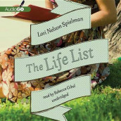 The Life List av Lori Nelson Spielman (Lydbok-CD)