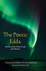 Omslag - The poetic Edda