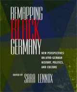 Omslag - Remapping Black Germany