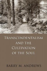 Omslag - Transcendentalism and the Cultivation of the Soul