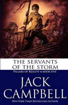 The Servants of the Storm av Jack Campbell (Heftet)