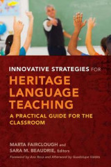 Omslag - Innovative Strategies for Heritage Language Teaching
