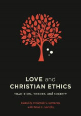 Omslag - Love and Christian Ethics