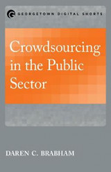 Omslag - Crowdsourcing in the Public Sector