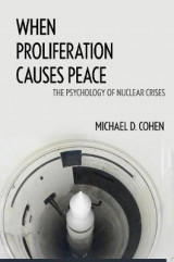Omslag - When Proliferation Causes Peace
