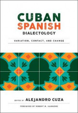 Omslag - Cuban Spanish Dialectology