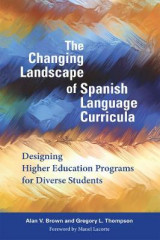 Omslag - The Changing Landscape of Spanish Language Curricula