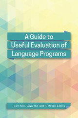 Omslag - A Guide to Useful Evaluation of Language Programs