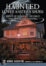 Omslag - Haunted Lower Eastern Shore