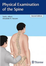 Omslag - Physical Examination of the Spine