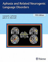 Omslag - Aphasia and Related Neurogenic Language Disorders
