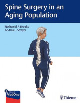 Omslag - Spine Surgery in an Aging Population