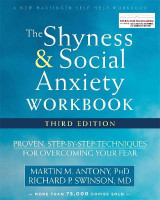 Omslag - The Shyness and Social Anxiety Workbook, 3rd Edition