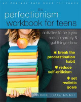 Omslag - The Perfectionism Workbook for Teens