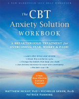 Omslag - The CBT Anxiety Solution Workbook