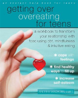 Omslag - Getting Over Overeating for Teens