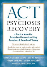 Omslag - ACT for Psychosis Recovery