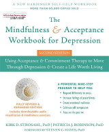 Omslag - The Mindfulness and Acceptance Workbook for Depression, 2nd Edition