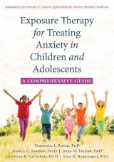 Omslag - Exposure Therapy for Treating Anxiety in Children and Adolescents
