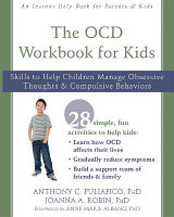Omslag - The OCD Workbook for Kids