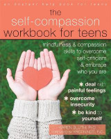 Omslag - The Self-Compassion Workbook for Teens