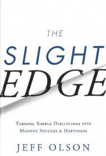 The Slight Edge av Jeff Olson og John David Mann (Innbundet)