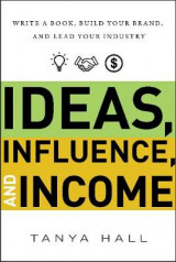Omslag - Ideas, Influence, and Income