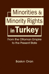 Omslag - Minorities & Minority Rights in Turkey
