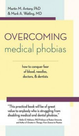 Omslag - Overcoming Medical Phobias
