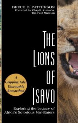 Omslag - The Lions of Tsavo