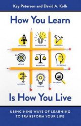 Omslag - How You Learn is How You Live
