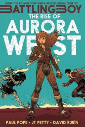 The Rise of Aurora West av J. T. Petty og Paul Pope (Heftet)