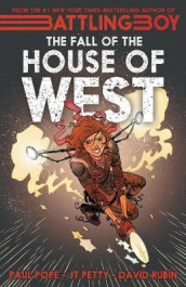 The Fall of the House of West av J. T. Petty og Paul Pope (Heftet)