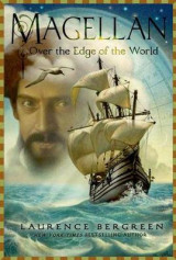 Omslag - Magellan: Over the Edge of the World