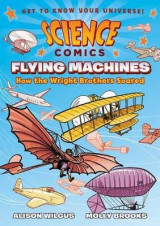 Omslag - Science Comics: Flying Machines
