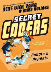 Secret Coders av Gene Luen Yang (Innbundet)