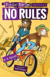 Omslag - No Rules: A Friday Barnes Mystery