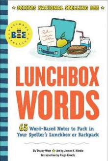 Lunchbox Words av Tracey West (Heftet)