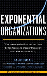 Omslag - Exponential Organizations