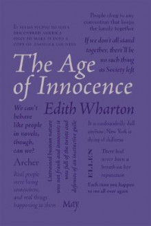 The age of innocence av Edith Wharton (Heftet)