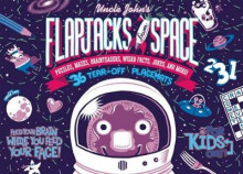 Uncle John's Flapjacks from Space: 36 Tear-Off Placemats for Kids Only! av Patrick Merrell og Bathroom Reader's Hysterical Society (Heftet)