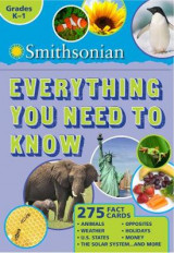 Omslag - Smithsonian Everything You Need to Know: Grades K-1